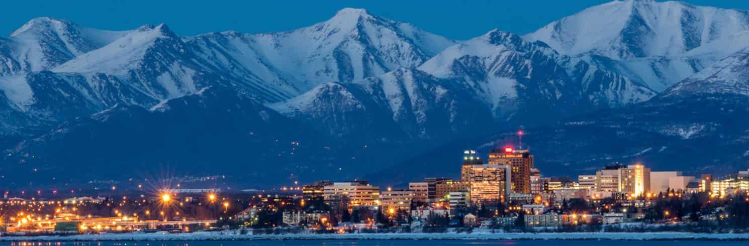 アンカレッジ, アラスカ州, アメリカ