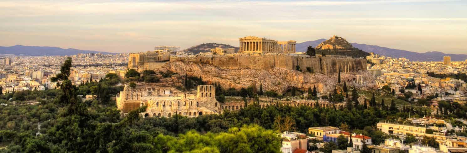 Atena, Grčka