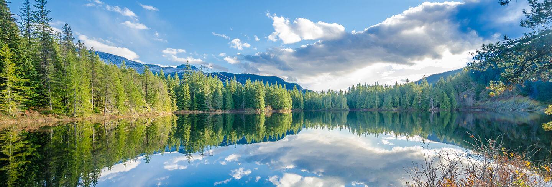Parc national Banff, Alberta, Canada