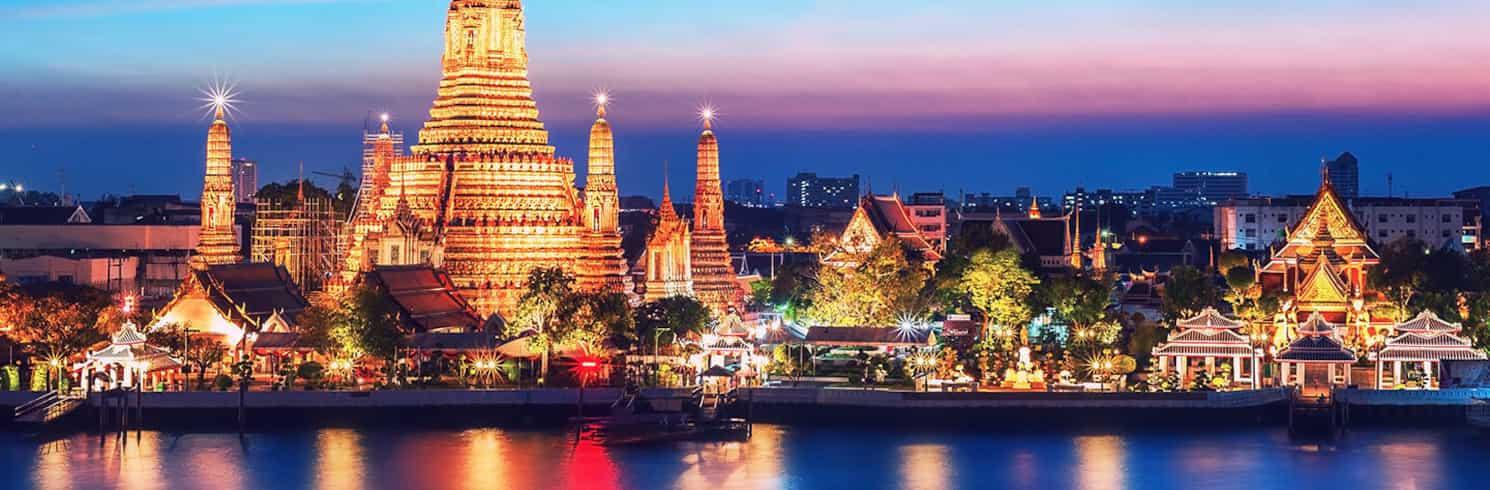 Bangkok, Thaimaa