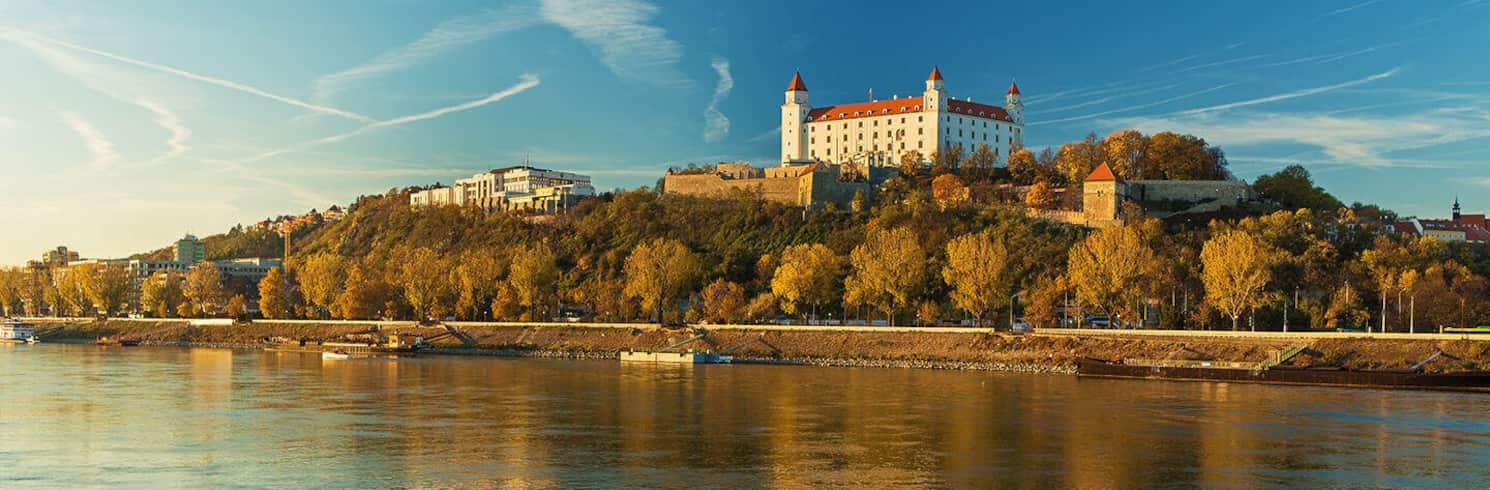 Bratysława, Słowacja