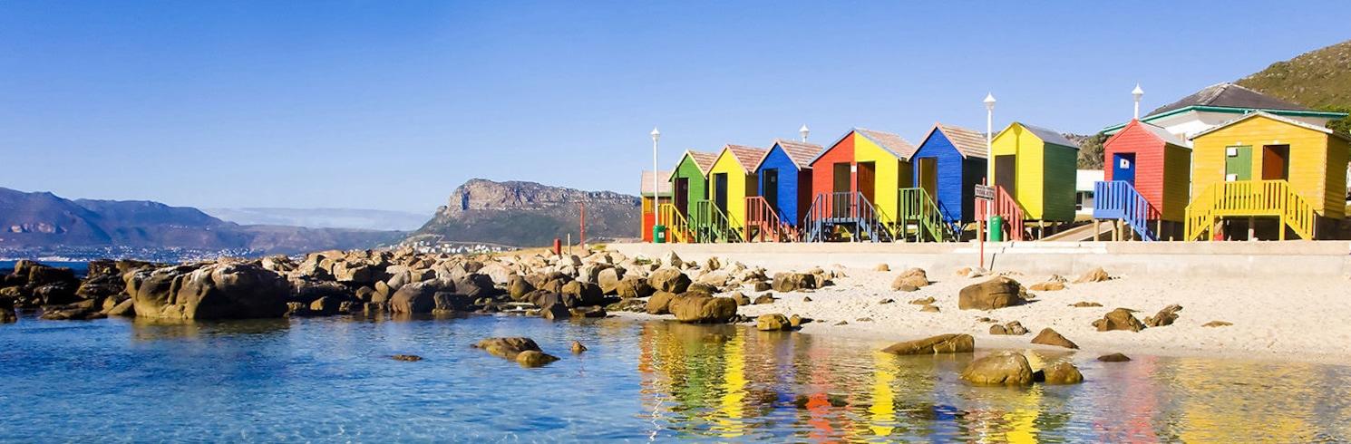 Kapské mesto, Južná Afrika
