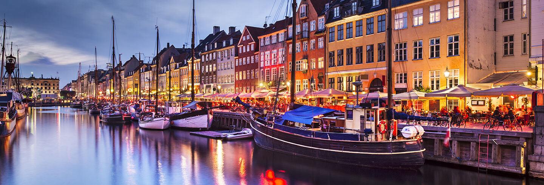 コペンハーゲン, デンマーク