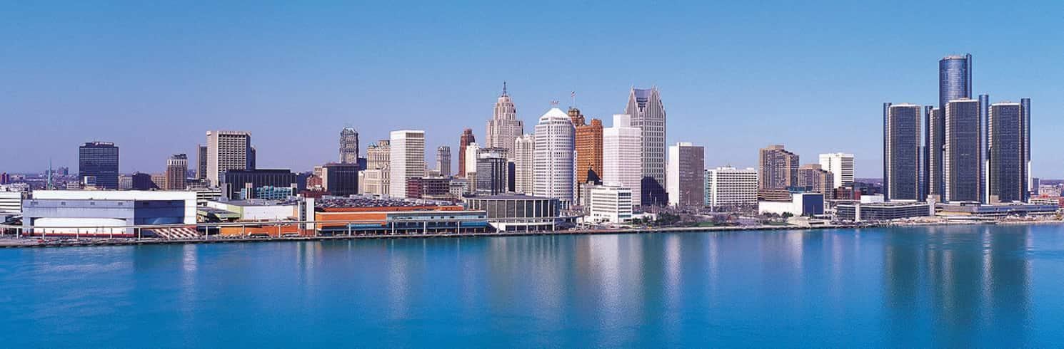 デトロイト, ミシガン州, アメリカ