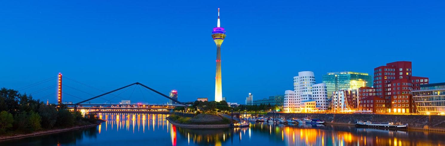 Düsseldorf, Þýskaland