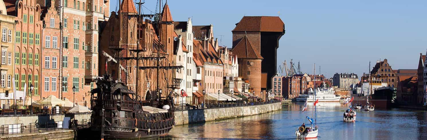 Gdańsk, Polen