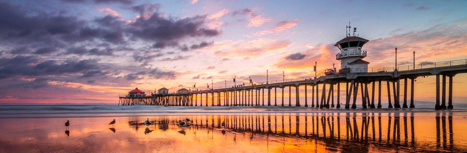 Pantai Huntington, California, Amerika Syarikat