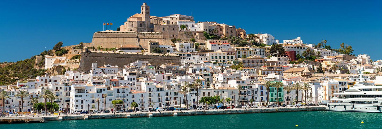 Île d'Ibiza, Espagne