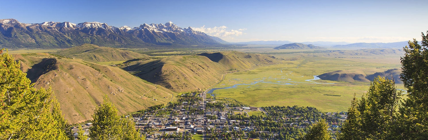 Jackson, Wyoming, USA