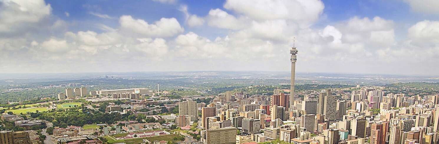 Johannesburg (and vicinity), South Africa