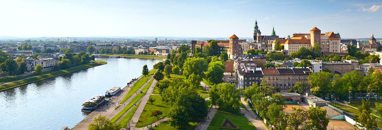 Krakow, Polen