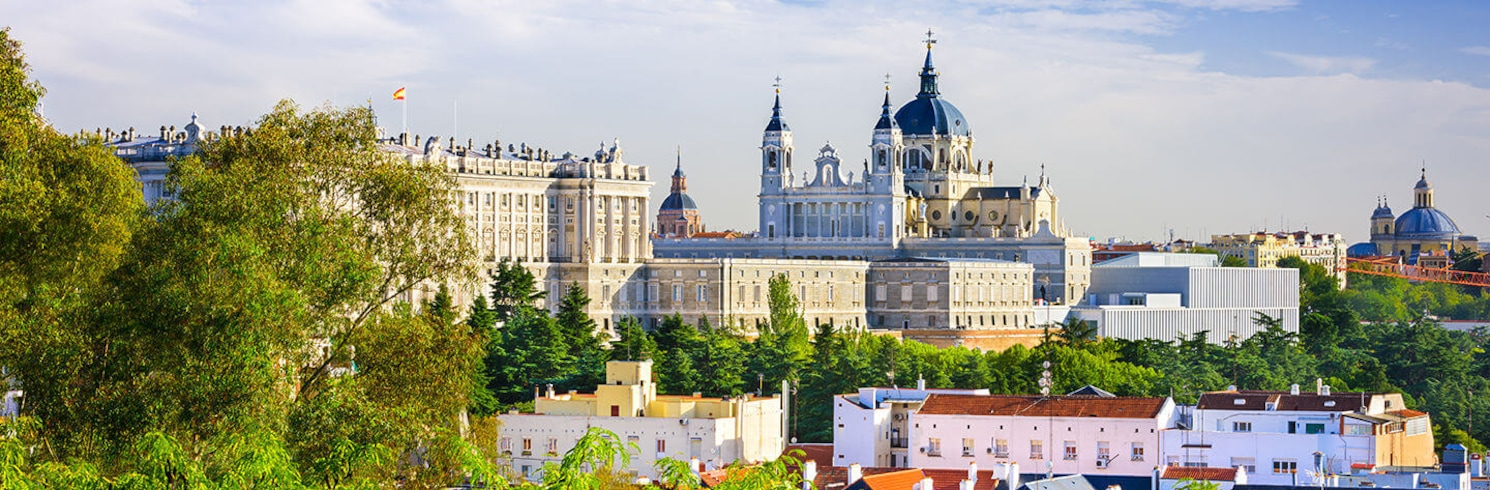 Madrid, İspanya