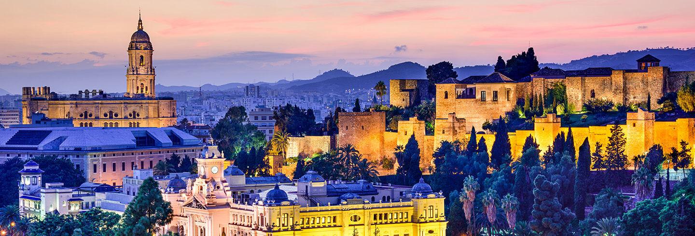 Málaga, Španělsko