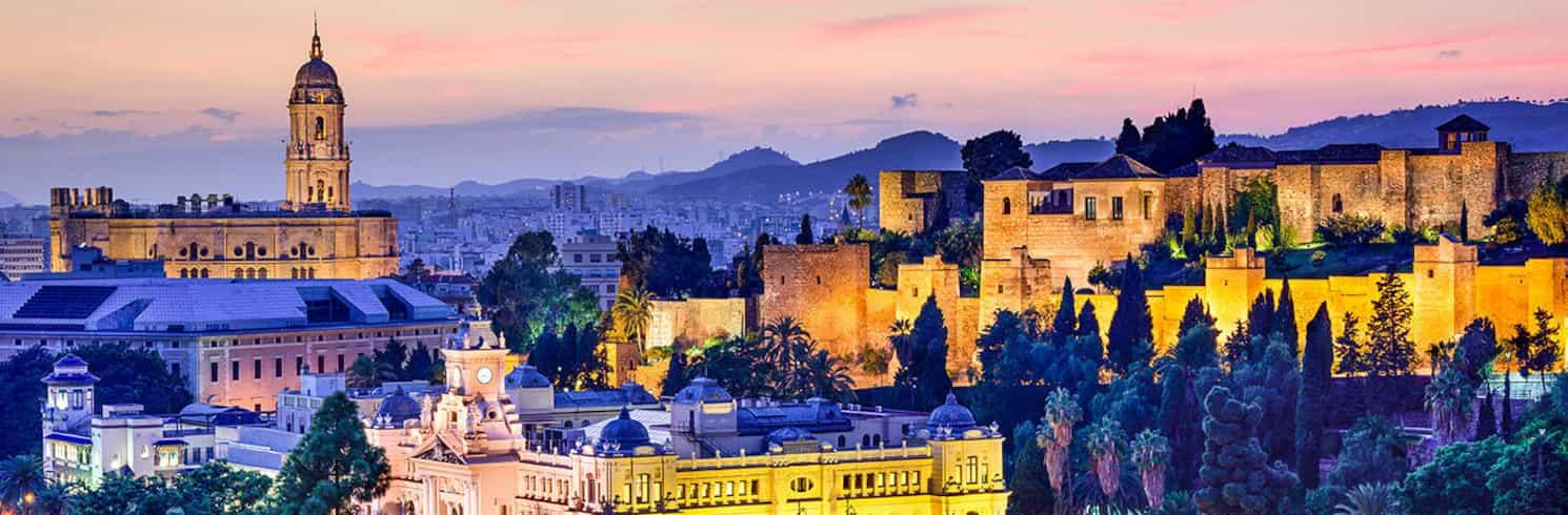 マラガ, スペイン