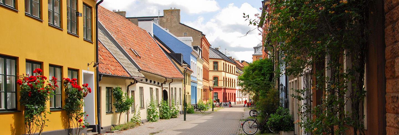Malmo, Švédsko