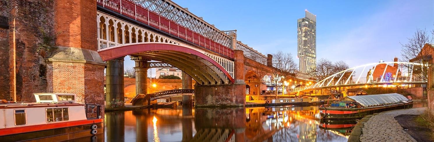Manchester, Inggris Raya