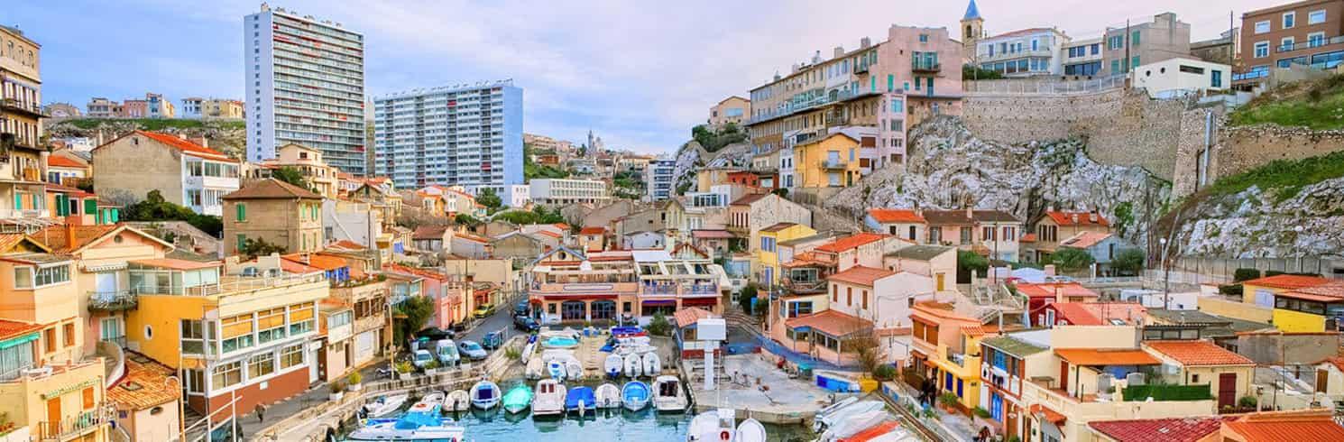 Marsilya, Fransa
