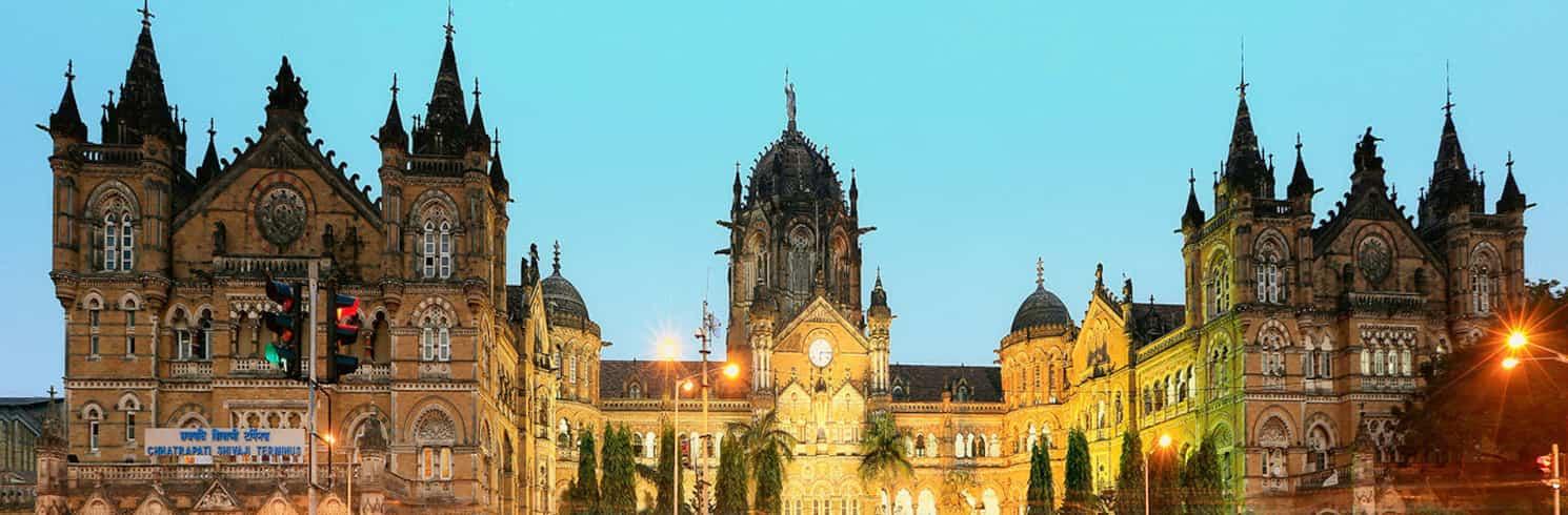 孟買, 印度