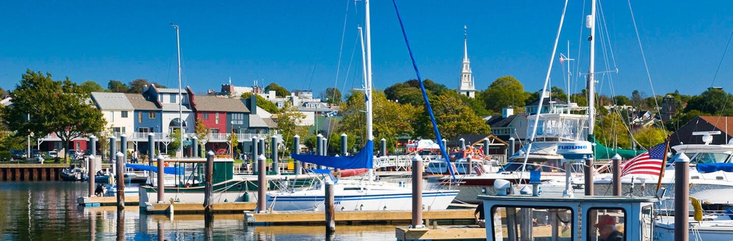 Newport, Rodailenda, Amerikas Savienotās Valstis