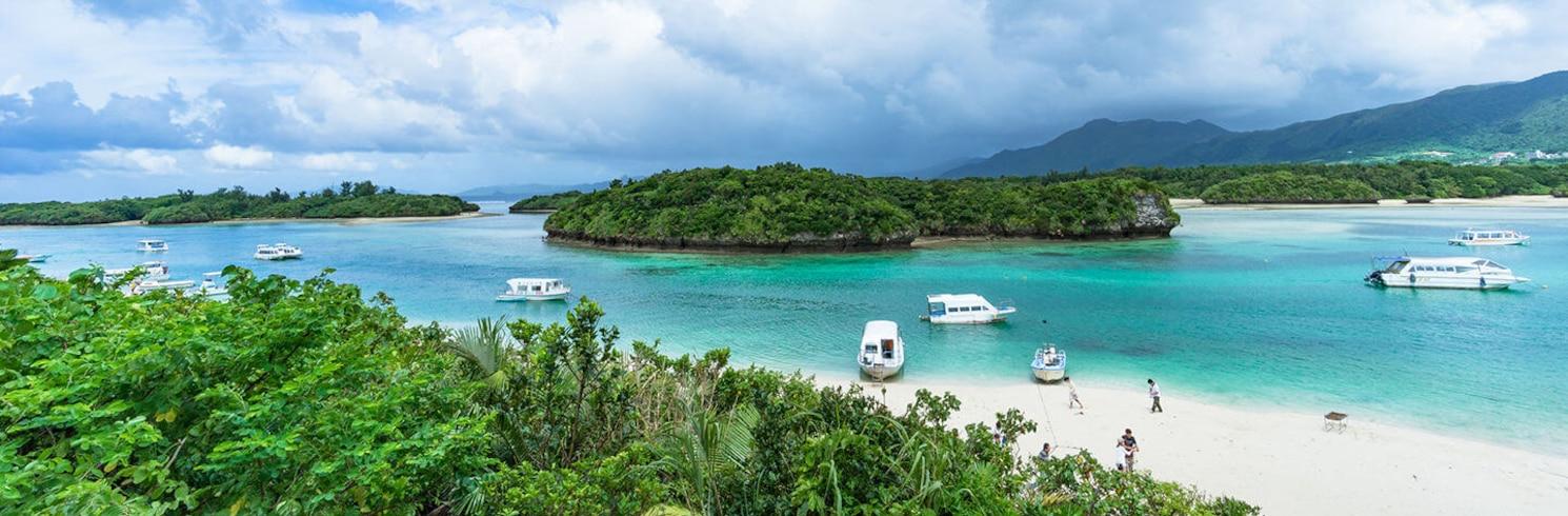 Okinawa (and vicinity), Japan