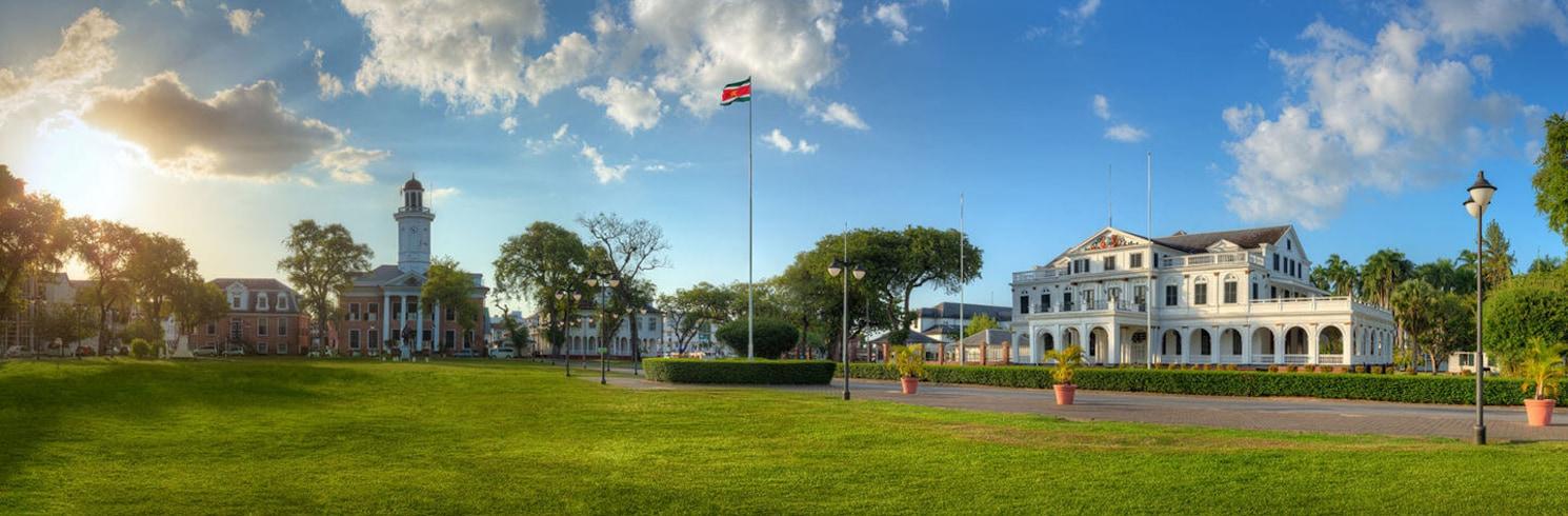 Paramaribas, Surinamas
