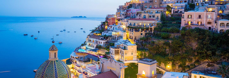 Positano, Itālija