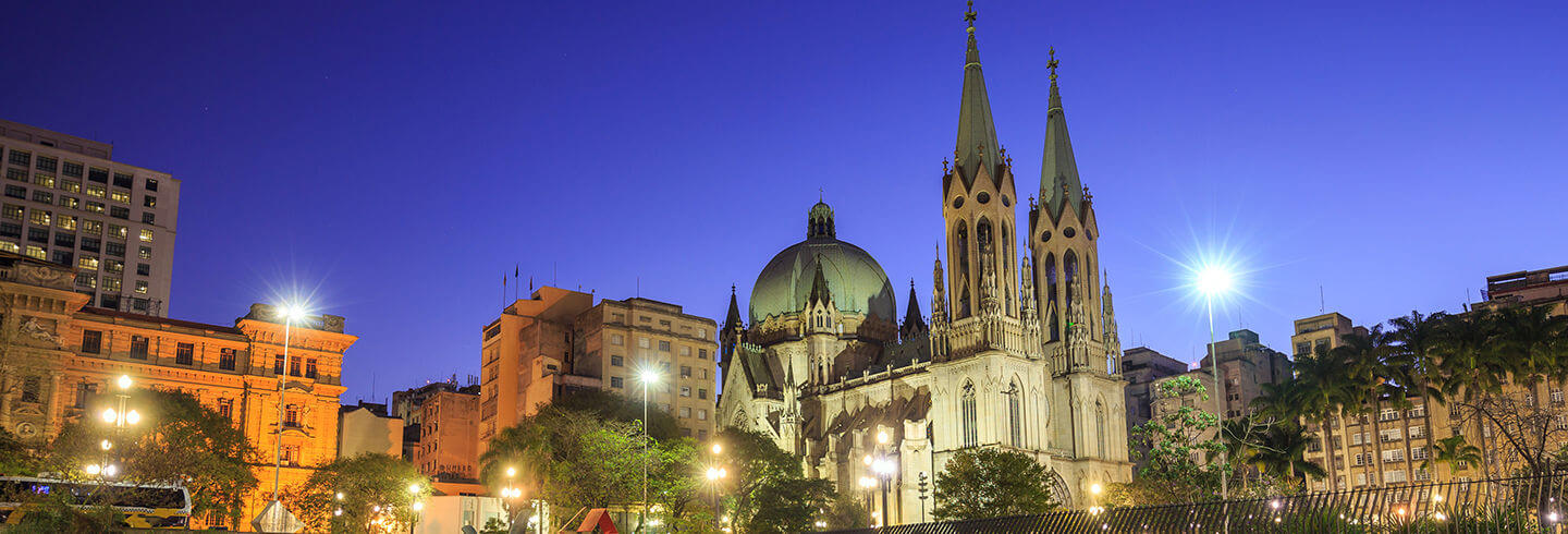 Business hotels in Sao Paulo