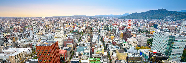 札幌, 日本