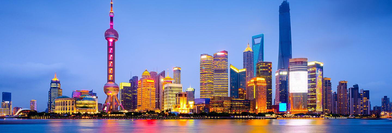 上海, 中國