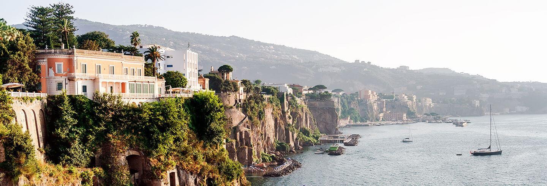 Sorrent, Italien