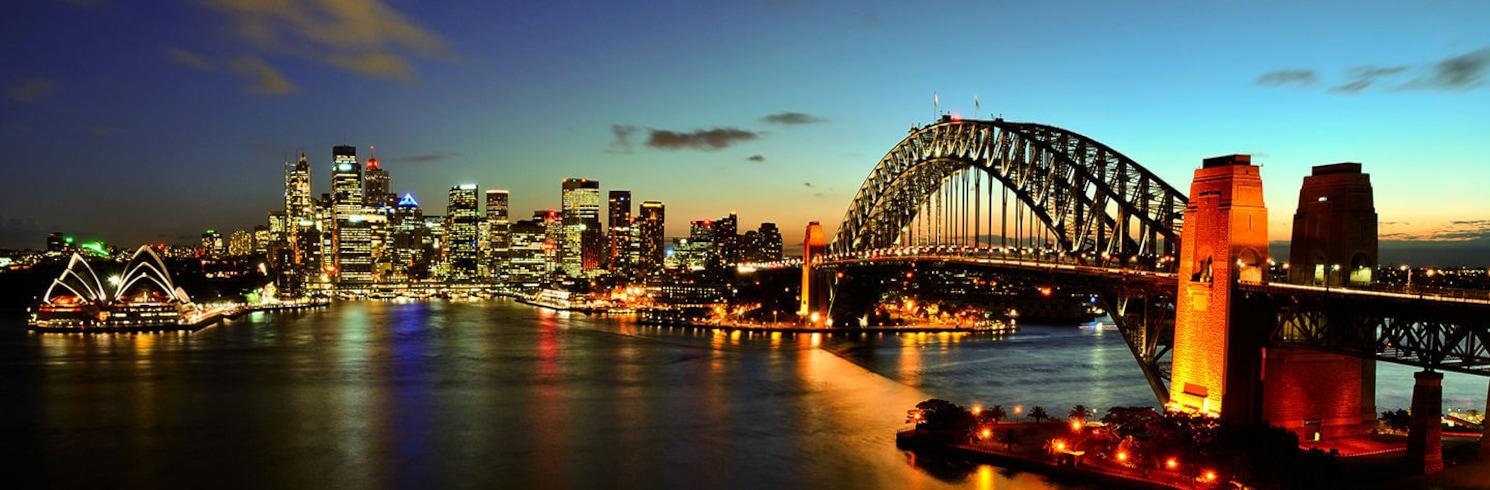 시드니, 뉴사우스웨일즈, 호주