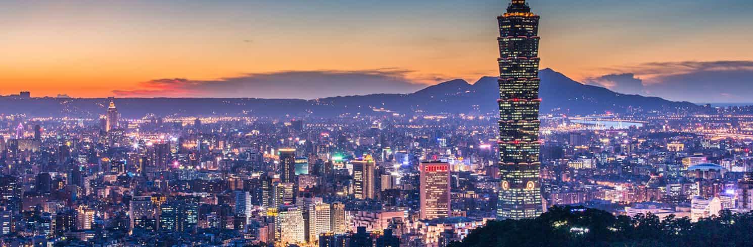 台北, 台灣