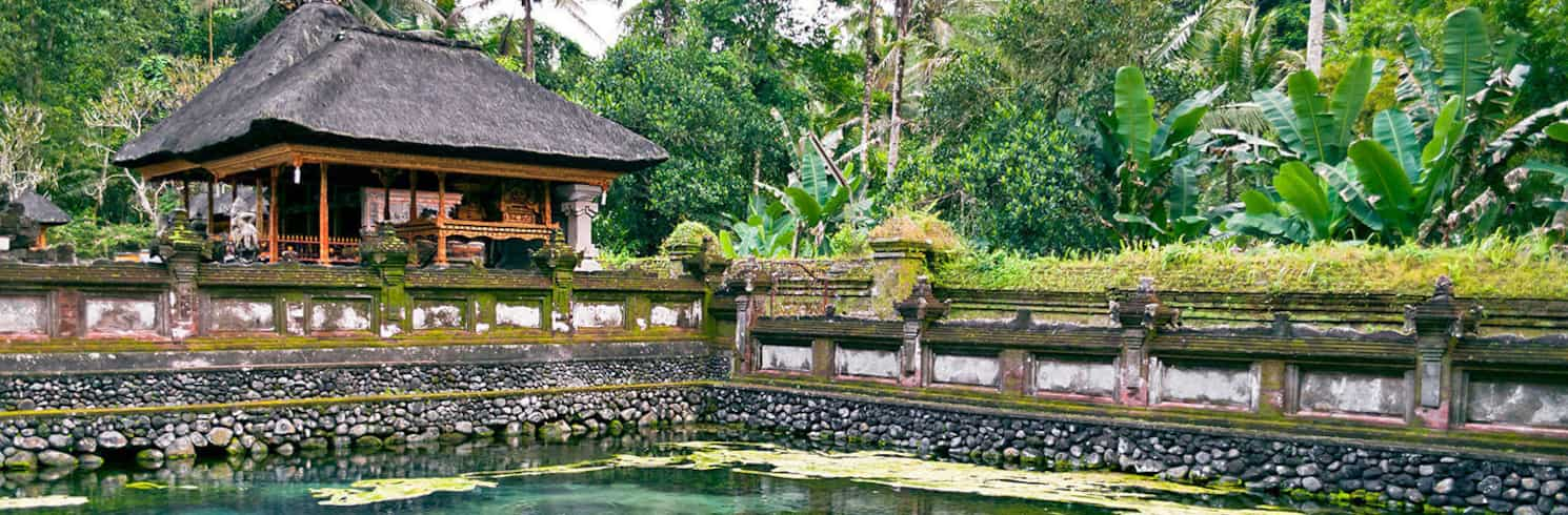 Ubud, Indoneesia