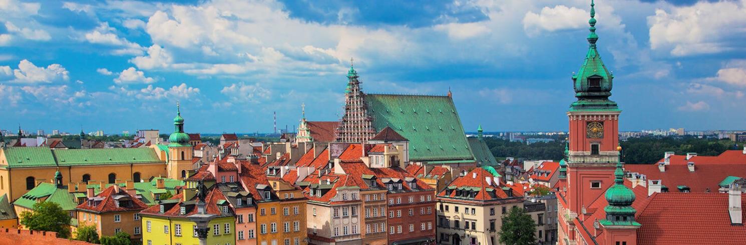 華沙, 波蘭