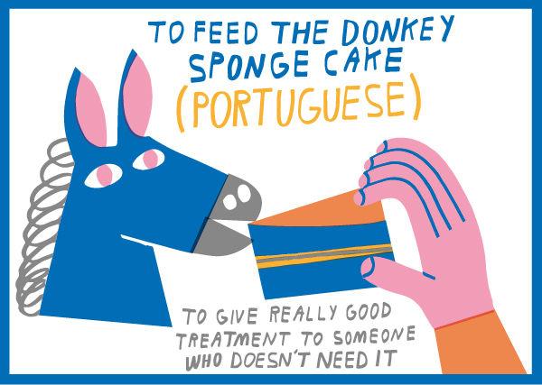 Portuguese expression