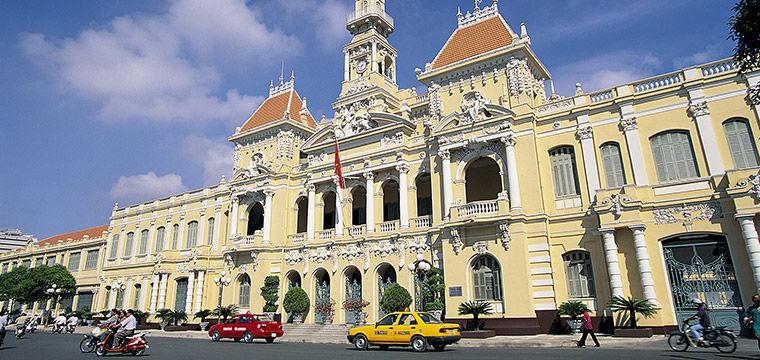 Bandar Raya Ho Chi Minh