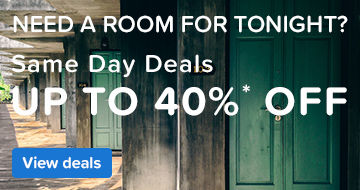 Same-Day Hotel Deals