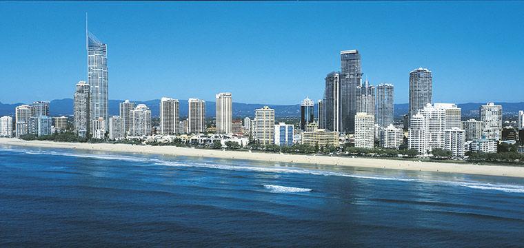 Surfers Paradise, Queensland, Australia