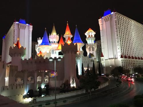 excalibur hotel e casino las vegas