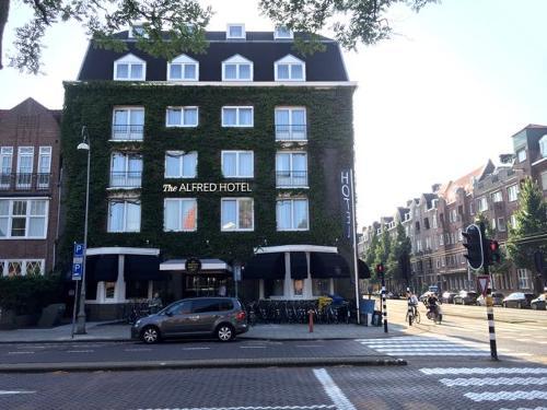 The alfred hotel a amsterdam for Hotel a basso costo amsterdam