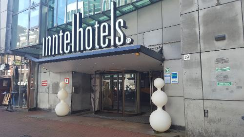 Book inntel hotels amsterdam centre in amsterdam for Hotel pas cher amsterdam booking