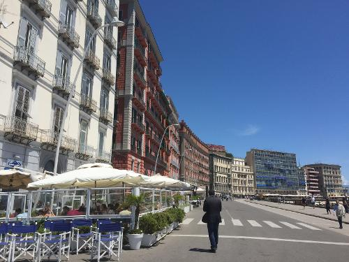 Book royal continental hotel naples naples italy for Hotels naples