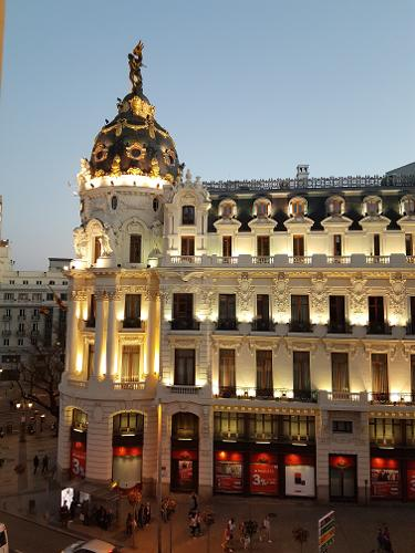 Book the principal madrid in madrid for Booking madrid hotel