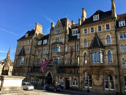 Deals discounts for hotel reservations from for Luxury hotel oxford
