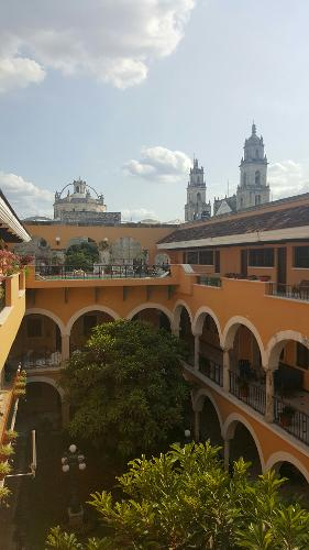 Deals discounts for hotel reservations from for Hotel luxury merida