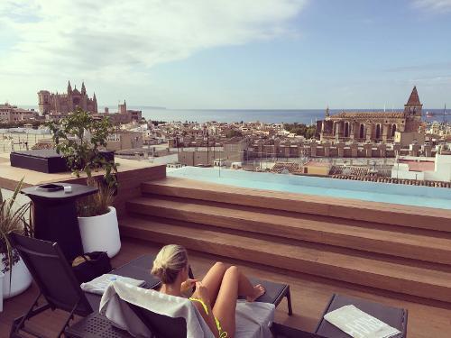 Book nakar hotel palma de mallorca spain for Hotel palma de mallorca