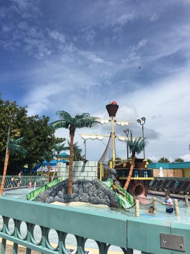 International Palms Resort Cocoa Beach Address