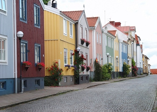 Virsbo, Sverige