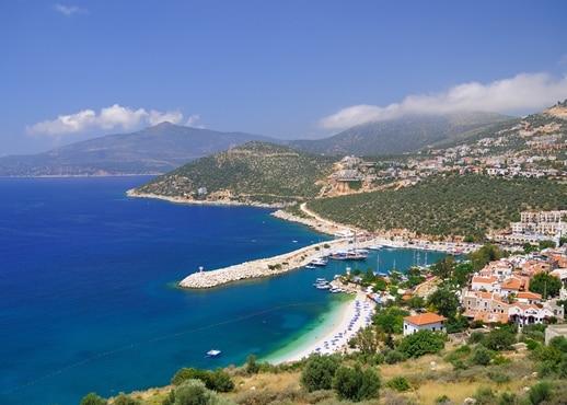 Kalkan, Turska