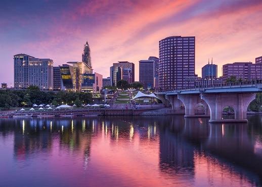 Manchester, Connecticut, Yhdysvallat
